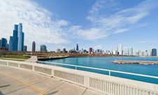 Free The Chicago Skyline Stock Photos - 17096993