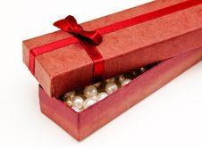 Free Gift Box Royalty Free Stock Photos - 17097268