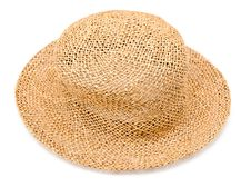 Free Straw Hat Royalty Free Stock Images - 17097289