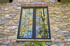 Free Fall Foliage Reflection Stock Photos - 17097343