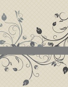 Free Floral Background Stock Images - 17097864