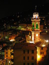 Free Sori Church Bell Tower Night View Stock Photo - 1718330
