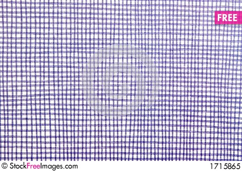 Abstract Blue Grid Background Stock Photo