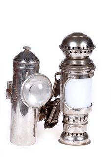 Free Old Lamps Stock Photos - 1710433