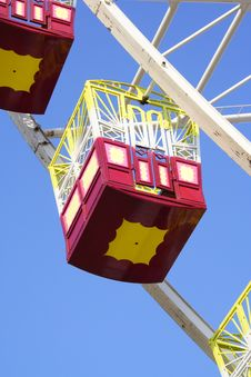 Free Ferris Wheel Stock Photography - 1710852