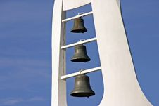 Free Steeple With Bells Stock Image - 1712061