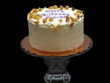 Free Birthday Cake Steven Three Royalty Free Stock Images - 1712899