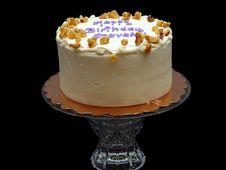 Free Birthday Cake Steven Three Royalty Free Stock Images - 1712899