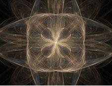 Free Symmetrical Background Royalty Free Stock Image - 1713396