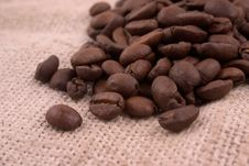 Free Closeup Of Coffee Beans Royalty Free Stock Images - 1713489