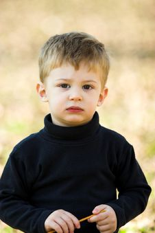 Free A Little Boy Stock Photos - 1713913