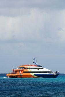 Free Cruise Ship Series Stock Image - 1714091