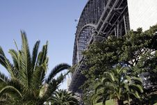 Free Under The Sydney Harbour Bridge Stock Photography - 1714592