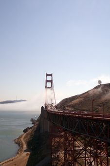 Free Golden Gate Bridge Royalty Free Stock Images - 1714759