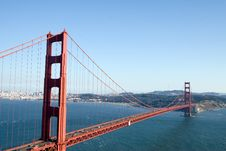 Free Golden Gate Bridge Stock Photos - 1714803