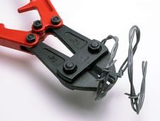Free Wire Cutter - 2 Royalty Free Stock Image - 1715826
