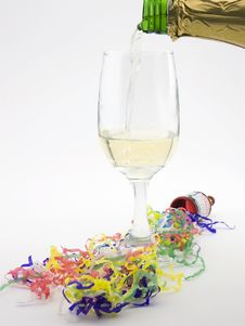 Free Pour Me A Glass Royalty Free Stock Photography - 1716397