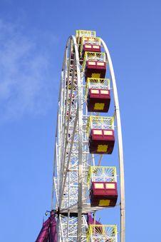 Free Ferris Wheel Royalty Free Stock Photos - 1716728