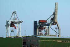 Free Cranes Stock Images - 1717264