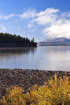 Free Yellowstone Lake Stock Images - 1717554