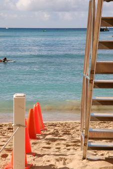 Free Lifeguard Stock Photos - 1717633