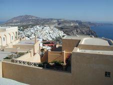 Free Greek Village Stock Image - 1718081