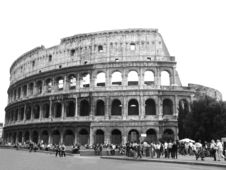 Free Colosseo Royalty Free Stock Photography - 1718367