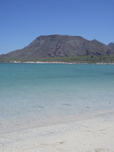 Free Sea Mountain Tatoo Stock Photography - 1718652