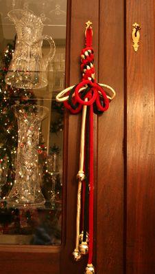 Free Christmas Rope Stock Photo - 1719560