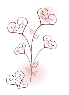 Free Valentine Bouquet Royalty Free Stock Images - 1719599