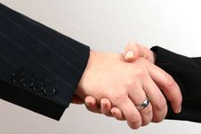 Free Business Handshake Stock Images - 1719604
