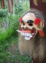 Free Balinese Mask Stock Photography - 17107492