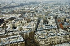 Free 8th Quartier At Paris, France Royalty Free Stock Photos - 17100458