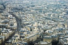 Free 8th Quartier At Paris, France Royalty Free Stock Photos - 17100518