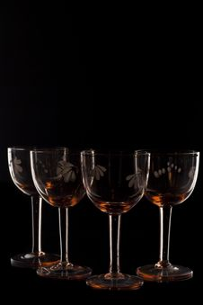 Free Collectable Hand Made Crystal Glass Stock Images - 17100614