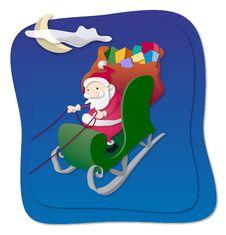 Free Santa Claus Royalty Free Stock Photo - 17101235