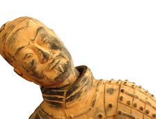 Free Terracotta Warrior Stock Images - 17102534