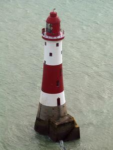 Free Lighthouse Of Beachy Head Stock Photos - 17103233