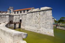 Free Castillo De La Real Fuerza, Old Havana, Cuba Stock Photos - 17103803
