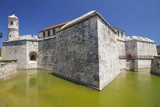 Free Castillo De La Real Fuerza, Old Havana, Cuba Royalty Free Stock Image - 17104006