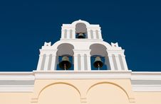 Free Christian Greek Belfry Tower Stock Photos - 17105193