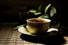 Free Cup Of Tea Stock Photo - 17105410