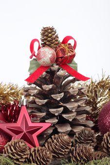 Free Christmas Decorations Stock Photo - 17105820
