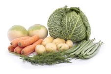 Free Mixed Vegetables Stock Photo - 17106030
