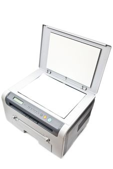 Free Computer Printer Stock Image - 17106941