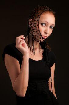 Free Beautiful Sexy Woman Royalty Free Stock Image - 17107076