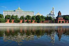 Free Moscow Kremlin Stock Photography - 17107932