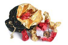 Free Christmas Sack Stock Photos - 17108703