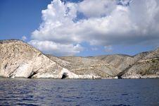 Free Zakynthos Coast, Ionian Island Royalty Free Stock Images - 17109049