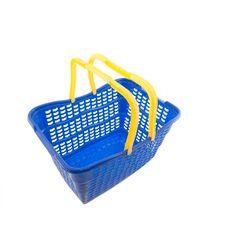 Free Shopping Basket Stock Images - 17109494